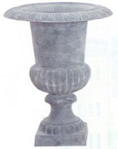 Cast Iron Flower Pot for Home and Garden pictures & photos