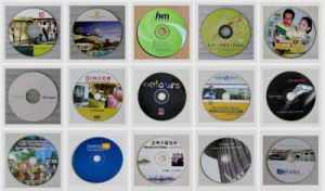 DVD CD Replication for Games Music Movies pictures & photos