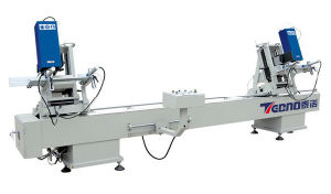 Two-Head Water Slot Router-Window Machine