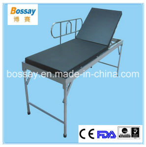 High Quality Ce Approved Hospital Examination Bed pictures & photos
