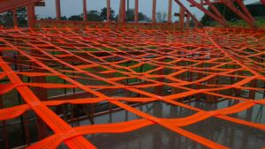 8m*8m Lifting Net for Engineering Project pictures & photos