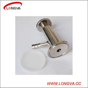 Stainless Steel Sanitary Tri Clamp Thread Sampling Valve pictures & photos