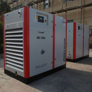 90kw Elang Low Pressure Screw Air Compressor Erc-120SA/Sw (Belt driven)