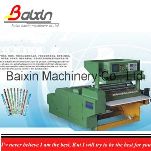 Automatic Gift Paper Rewinding Machine From Big Roll to Small Roll pictures & photos