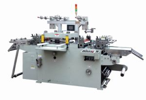 Kiss Die Cut and Through Die Cut Die Cutting Machine (MQ-320BIV) pictures & photos