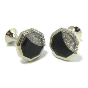 Men′s High Quality Metal Cufflinks (H0041) pictures & photos