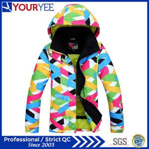 2016 Fashion Warm Women′s Ski Jackets Winter Snowboard Jackets (YSJ112) pictures & photos