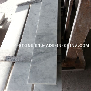 Natural Stone Marble Staircase/ Tread/ Stairs / Steps for Indoor Building pictures & photos