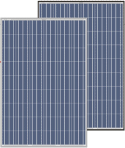 Polycrystalline 210W Solar Panel / 27vmp pictures & photos
