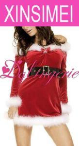 Women Sexy Christmas Apparel