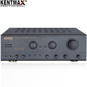 85 Watts 2CH Audio Karaoke Power Amplifier (AV-502B) pictures & photos