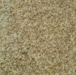 Bush Hammered Yellow Granite Outdoor Floor Tiles (BF-0627-07)