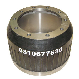 Brake Drum Mc305743 for Hino pictures & photos