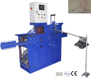 Automatic Metal Wire Hanger Making Machine with PLC pictures & photos