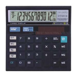 Check & Correct Calculator (CT-512)