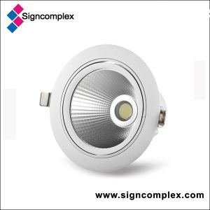 "Luna 9W 830 Lm COB 3"" LED Downlight pictures & photos"