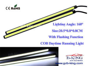OEM Wholesale 205mm IP66 Bright COB LED DRL pictures & photos