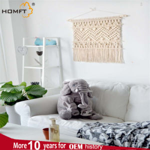 Deco Home Cotton Cord Macrame Wall Hanger pictures & photos
