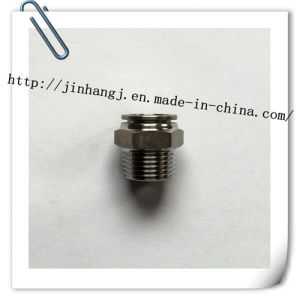 Stainless Steel Male Pneumatic Fittings