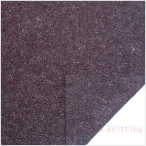 Rabbit′hair Interlock Fabric Knitting Fabric