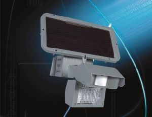 Solar Security Light With Adjustable Motion Sensor (PETC-L05)