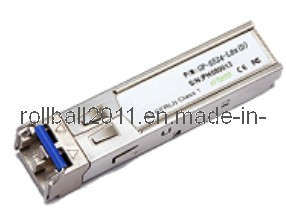 1.25G SFP Optical Transceiver, 80km Reach (RSFP-2431S-L4)