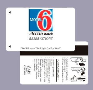 Magnetic Card & Hotel Key Card (5)