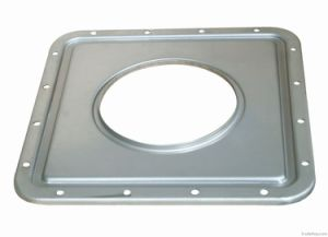 Precision Staming Parts with Dull Polished Sheet pictures & photos