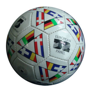 Non-Phthalate Multi Flags Soccer / Football (CE / EN71 / ASTM / RoHS)