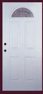 Steel Panel Door (AFOL-SA805)