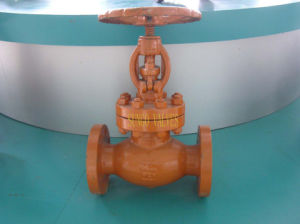 Bellow Seal BS Standard Globe Valve pictures & photos