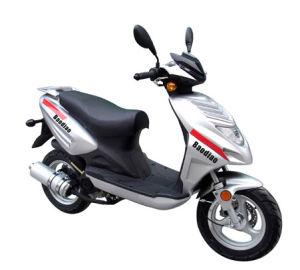 Gas Scooter (BD50QT-4-VI)