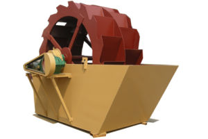Lower Breakerdown Rate Sea Sand Washing Machine (XSD Series)