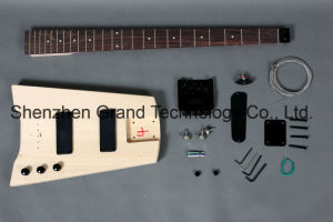 Wholesales Unfinished Set-in Guitar Bass DIY Kits (34) pictures & photos