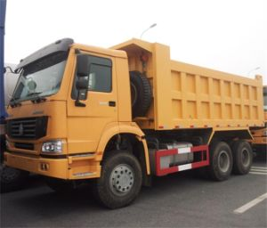 HOWO 6X4 Tipper 25 Ton Dump Truck (ZZ3257N3847A) pictures & photos