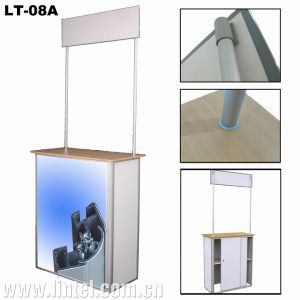 Advertising Counter Supermaket Reception Table (LT-08A) pictures & photos