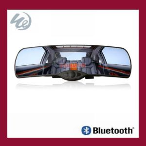 Bluetooth Handsfree Car Kit Rearview Mirror (WD0618)