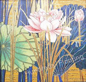 Glass Mosaic Pattern Art Mosaic (HMP634) pictures & photos