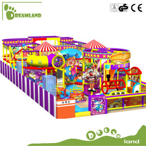 Practical Popular Interesting Plastic Kids Indoor Playground Equipment pictures & photos