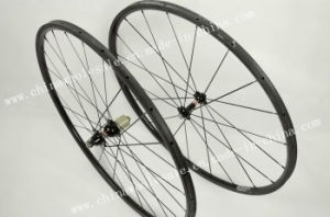 700C 20mm Tubular 100% Carbon Wheels (BX-W20T)