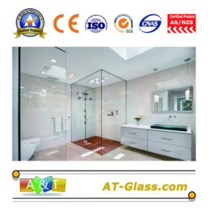 3-19mm Tempered Glass/Toughened Glass for Bathroom Glass Furniture Glass pictures & photos