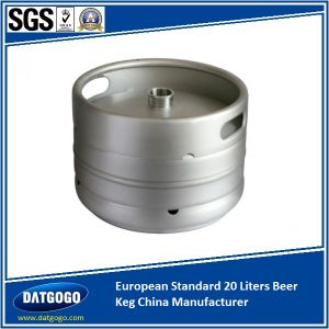 European Standard Beer Kegs China OEM Service pictures & photos