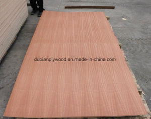 Engineered Teak Veneer Plywood, Fancy Plywood with EV Teak Face pictures & photos