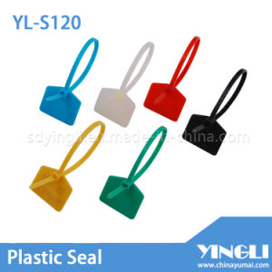 Disposable Nylon Label Cable Tie (YL-S120) pictures & photos