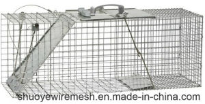 Multi Catch Foldable Animal Traps Cage Rodents Cage pictures & photos