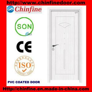 PVC Manufacture PVC Doors (CF-W029) pictures & photos
