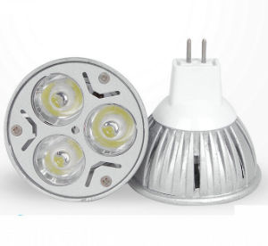 MR16 LED Cuplight 3W pictures & photos