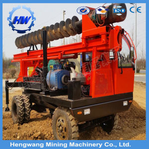 Best Selling Handheld Petrol Powered Gasoline Piling Machine Pile Driver pictures & photos