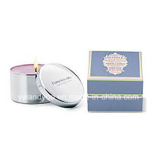 Scented Soy Wax Candle in Tin pictures & photos