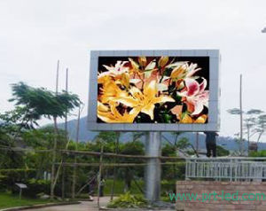 High Solution Outdoor P5 LED Digital Display with High Quality SMD2727 LED Lamps pictures & photos